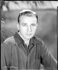 "Bing Crosby (Paramount, 1940s). Eastman Kodak Safety Negative (7.75' X 9.75""). Musical"