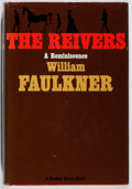 Books:Literature 1900-up, William Faulkner. The Reivers. Random House, [1962]. Firstedition. In dj. Jacket spine sunned, mild wear to jac...