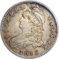 Bust Half Dollars, 1813 50C 50C Over UNI MS63 PCGS. O-101, High R.3....