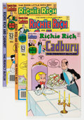 Bronze Age (1970-1979):Cartoon Character, Richie Rich and Cadbury File Copy Group (Harvey, 1971-91)Condition: Average NM-.... (Total: 63 Comic Books)
