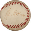 Autographs:Baseballs, Late 1940's Jim Bottomley Single Signed Baseball....