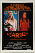 """Movie Posters:Horror, Carrie (United Artists, 1976). One Sheet (27"""" X 41""""). Horror.. ..."""