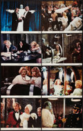 "Movie Posters:Comedy, Young Frankenstein (20th Century Fox, 1974). Lobby Card Set of 8(11"" X 14""). Comedy.. ... (Total: 8 Items)"
