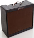 Musical Instruments:Amplifiers, PA, & Effects, 1960 Fender Tremolux Black Guitar Amplifier....