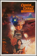 "Movie Posters:Science Fiction, Caravan of Courage: An Ewok Adventure (20th Century Fox, 1984). One Sheet (27"" X 41"") Style A. Science Fiction.. ..."