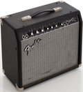 Musical Instruments:Amplifiers, PA, & Effects, 2000s Fender Champion 30 Black Guitar Amplifier, Serial # M1178632....