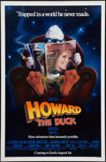 "Movie Posters:Comedy, Howard the Duck (Universal, 1986). One Sheets (2) (27"" X 41"") SS Advances Styles A & B. Comedy.. ... (Total: 2 Items)"