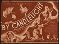 """Movie Posters:Comedy, By Candlelight (Universal, 1933). Herald (7"""" X 9.5""""). Comedy.. ..."""