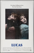 """Movie Posters:Comedy, Lucas (20th Century Fox, 1986). One Sheet (27"""" X 41""""). Comedy.. ..."""