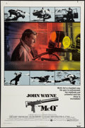 "Movie Posters:Action, McQ (Warner Brothers, 1974). One Sheet (27"" X 41""). Action.. ..."
