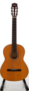 Musical Instruments:Acoustic Guitars, 1970s Yamaha Nippon Gakki NO. G-50 Natural Classical Guitar....