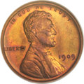 Proof Lincoln Cents, 1909 1C PR66 Red and Brown NGC. CAC....