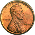 Proof Lincoln Cents, 1909 1C PR66 Red PCGS....