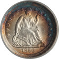 Seated Half Dimes: , 1856 H10C MS64 ANACS. NGC Census: (96/107). PCGS Population(82/24). Mintage: 4,880,000. Numismedia Wsl. Price for problem ...