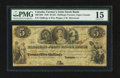 Canadian Currency: , Toronto, UC - The Farmers Joint Stock Banking Company 25 ShillingsFeb. 1, 1849 Ch. # 280-12-06 . ...