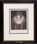 Prints, BRITISH ARTISTS (17th-18th Century). A Collection of FourEngravings. 33-3/4 x 27-3/4 inches (85.9 x 70.6 cm). Elton H...(Total: 4 Items)