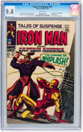 Silver Age (1956-1969):Superhero, Tales of Suspense #97 (Marvel, 1968) CGC NM 9.4 White pages....