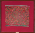 Decorative Arts, Continental:Other , FOUR FRAMED PANAMANIAN MOLAS . Circa 1900. 18 inches high x 22inches wide (45.7 x 55.9 cm). Elton Hyder III Collection Fo...(Total: 4 Items)