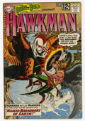 Silver Age (1956-1969):Superhero, The Brave and the Bold #43 Hawkman (DC, 1962) Condition: Apparent FN/VF....
