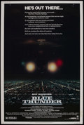 "Movie Posters:Action, Blue Thunder (Columbia, 1983). Poster (40"" X 60""). Action...."