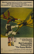 """Movie Posters:Drama, The Gypsy Moths (MGM, 1969). Poster (37"""" X 60""""). Drama...."""