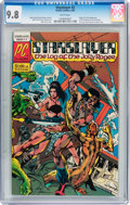 Modern Age (1980-Present):Science Fiction, Starslayer #2 (Pacific Comics, 1982) CGC NM/MT 9.8 White pages....