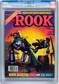 Magazines:Science-Fiction, The Rook #1 (Warren, 1979) CGC NM/MT 9.8 White pages....
