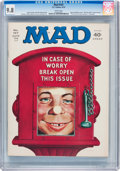 Magazines:Mad, Mad #167 (EC, 1974) CGC NM/MT 9.8 White pages....