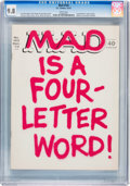 Magazines:Mad, Mad #163 (EC, 1973) CGC NM/MT 9.8 White pages....