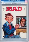 Magazines:Mad, Mad #160 (EC, 1973) CGC NM/MT 9.8 White pages....