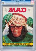 Magazines:Mad, Mad #157 (EC, 1973) CGC NM/MT 9.8 White pages....