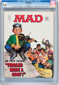 Magazines:Mad, Mad #156 (EC, 1973) CGC NM/MT 9.8 White pages....