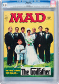 Magazines:Mad, Mad #155 (EC, 1972) CGC NM/MT 9.8 White pages....