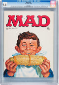 Magazines:Mad, Mad #154 (EC, 1972) CGC NM/MT 9.8 White pages....