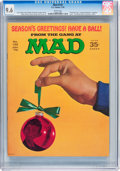 Magazines:Mad, Mad #132 (EC, 1970) CGC NM+ 9.6 White pages....