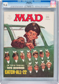 Magazines:Mad, Mad #141 (EC, 1971) CGC NM+ 9.6 Off-white to white pages....