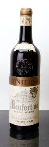 Italy, Barolo 1943 . Monfortino Riserva, G. Conterno . htms, bsl, lcc, sdc. Bottle (1). ... (Total: 1 Btl. )