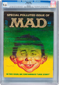 Magazines:Mad, Mad #146 (EC, 1971) CGC NM+ 9.6 White pages....