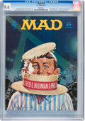 Magazines:Mad, Mad #153 (EC, 1972) CGC NM+ 9.6 White pages....