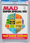 Magazines:Mad, Mad Special #13 (EC, 1974) CGC NM/MT 9.8 White pages....