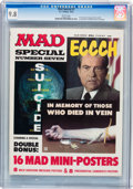 Magazines:Humor, Mad Special #7 (EC, 1972) CGC NM/MT 9.8 White pages....