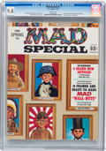 Magazines:Mad, Mad Special #2 (EC, 1971) CGC NM/MT 9.8 White pages....