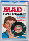 Magazines:Mad, Mad Super Special #11 (EC, 1973) CGC NM/MT 9.8 White pages....