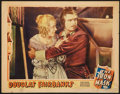 "Movie Posters:Adventure, The Iron Mask (United Artists, 1929). Lobby Card (11"" X 14"").Adventure.. ..."