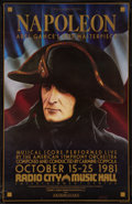 """Movie Posters:War, Napoleon (Zoetrope, R-1981). One Sheet (24.5"""" X 38""""). War.. ..."""