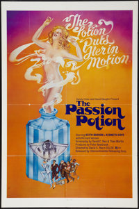 "The Passion Potion (Scotia- Barber, 1973). One Sheet (27"" X 41""). Adult"