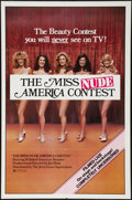 """Movie Posters:Sexploitation, The Miss Nude America Contest (Trans American, 1976). One Sheet(27"""" X 41""""). Sexploitation.. ..."""