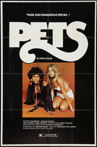 "Pets (IPC, 1974). One Sheet (27"" X 41""). Adult"