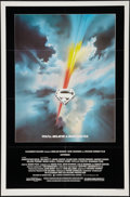 """Movie Posters:Action, Superman the Movie (Warner Brothers, 1978). One Sheet (27"""" X 41""""). Action.. ..."""