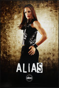 "Movie Posters:Action, Alias (ABC, 2001). Television One Sheet (27"" X 40""). Action.. ..."